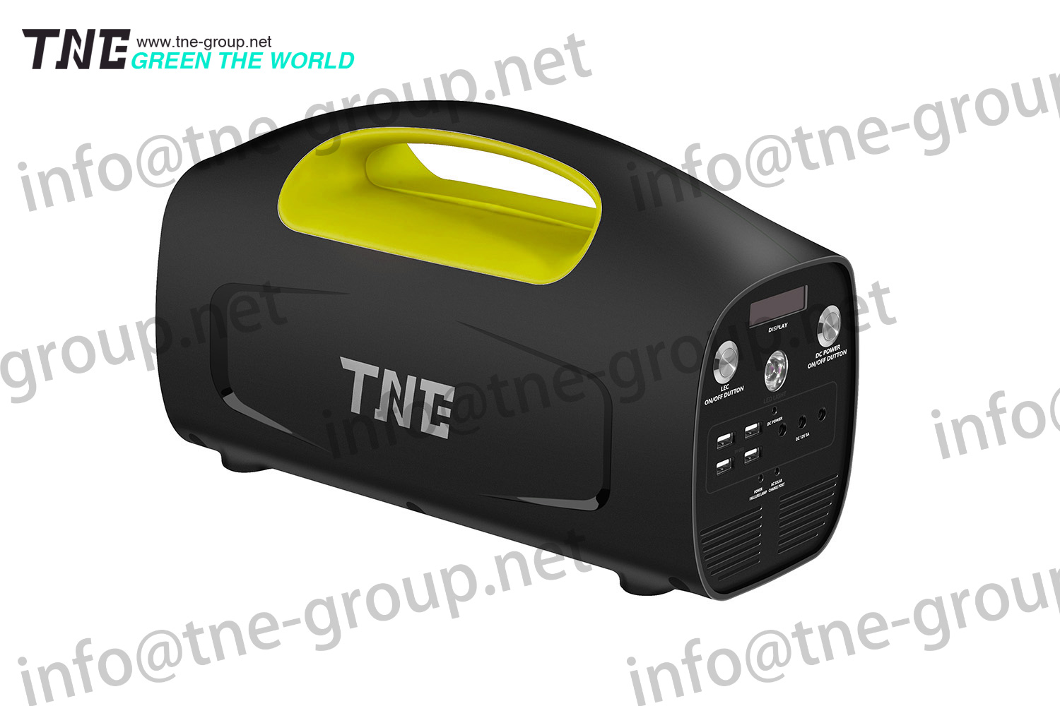 TNE Offline 500VA Power Portable UPS with dry batteries for company