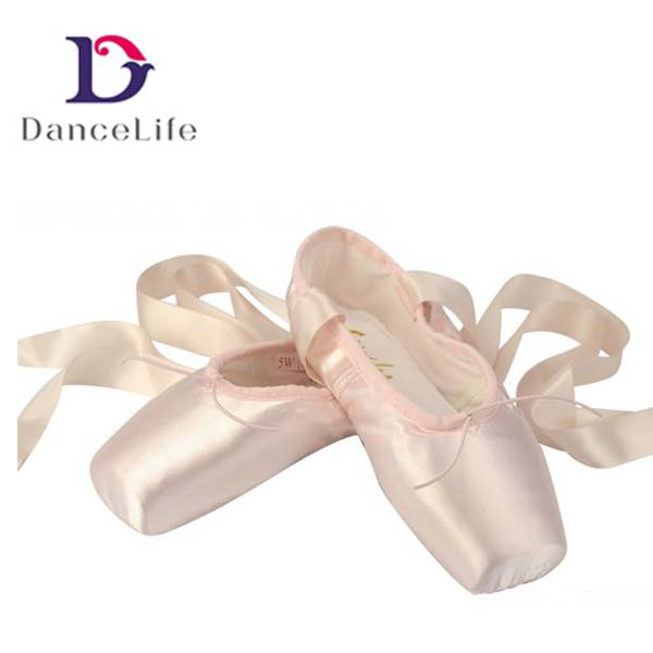 Sansha satin performance ballet dance shoes