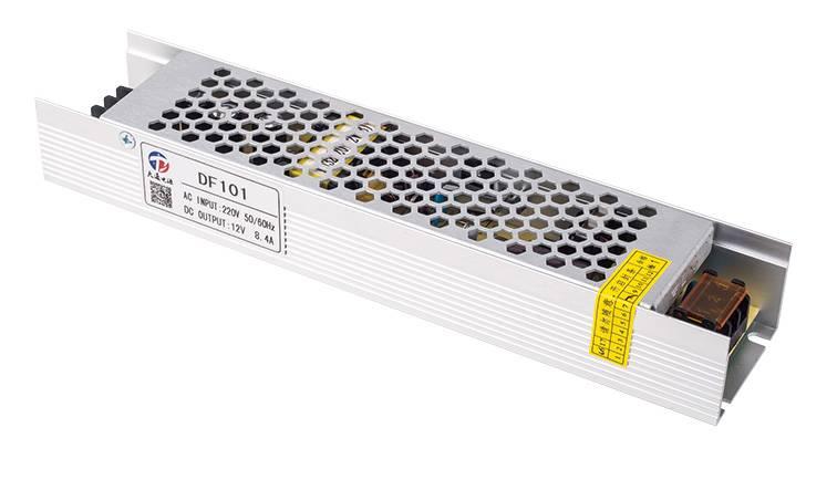 Slim Power Supply For Light Box 60W-100W