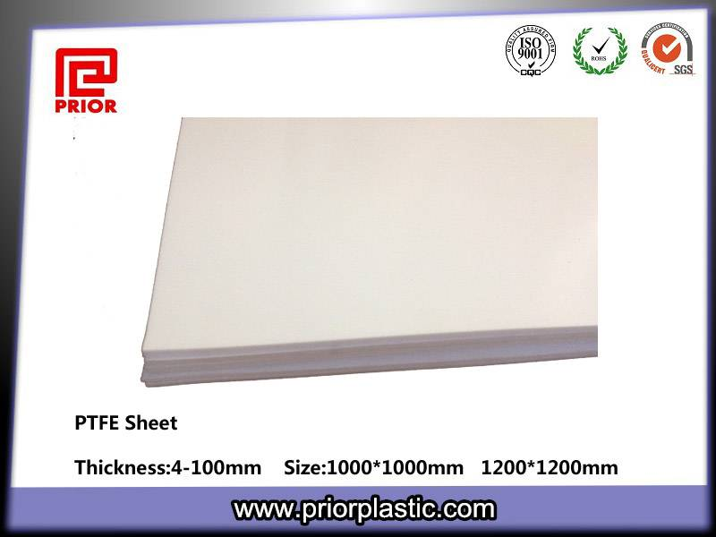 Teflon PTFE Sheet Made In China