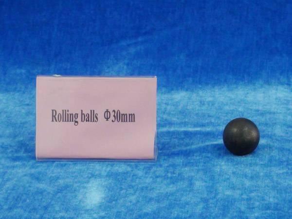rolling steel ball