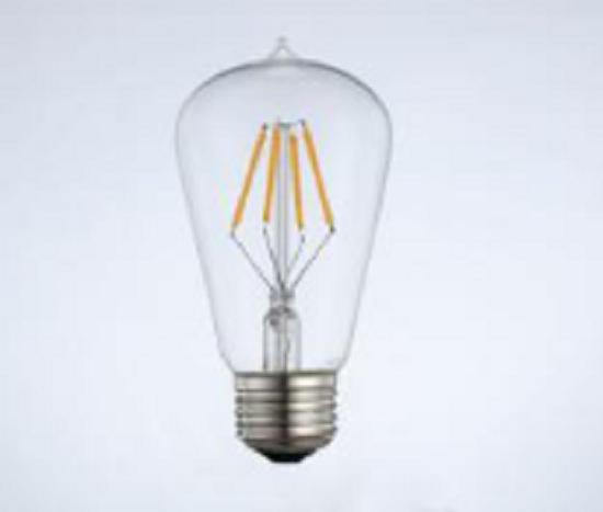 LED Filament Bulb ST48/ST58/ST64