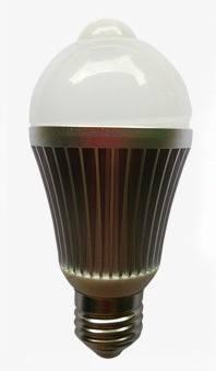 led bulb with pir motion sensor