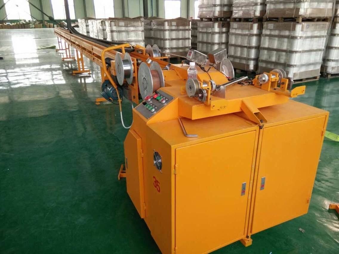 30ton-100ton round sling making machine