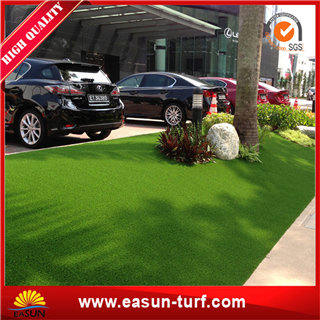 Low Price decorative artificial turf grass with sgs certificiate- ML