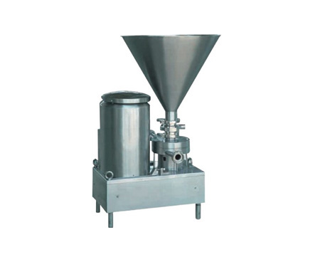 water-powder mixer