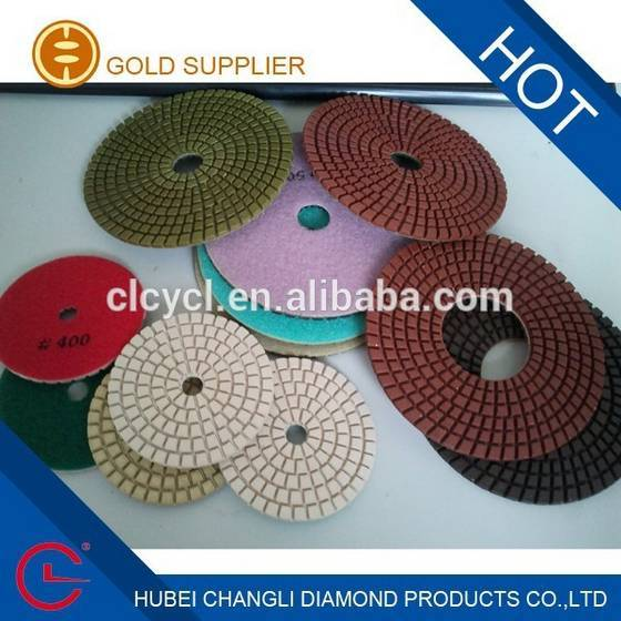Diamond (Flexible) Polishing Pads