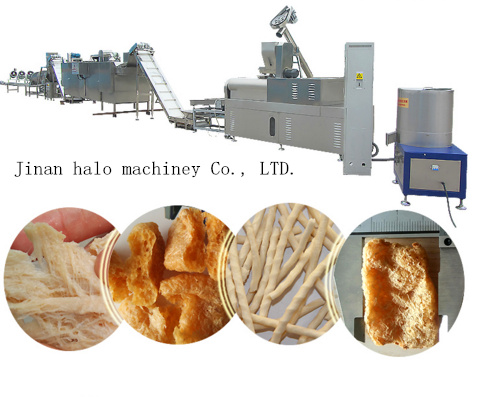Soya Nuggets Processing Line