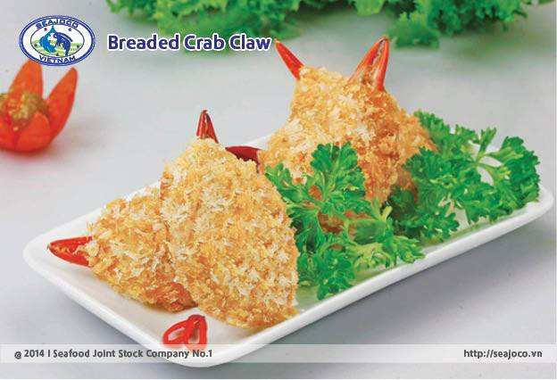 Breaded Crab Claw