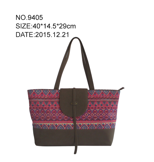 fashion Canvas handbags with OEM service