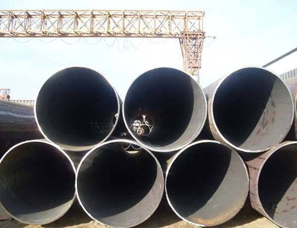 Supply API Spec 5L L245/B steel pipe