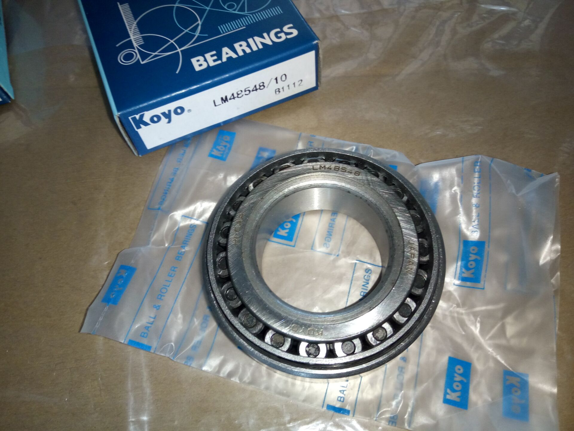 factory taper roller bearing LM11749