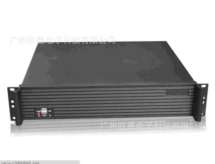 2u b bay storage server case