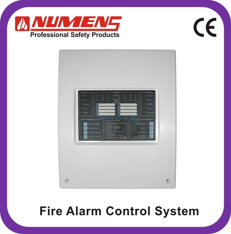 Numens 4001-02 4-zone Non-addressble Fire Alarm Control Panel