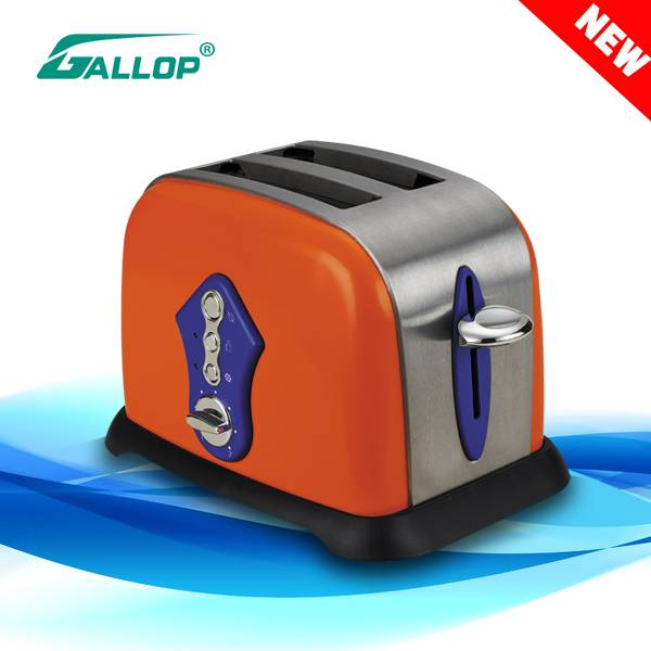 Gallop2 slice LOGO toaster