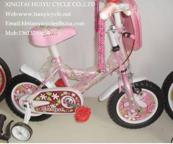 12'girls bmx bicyle