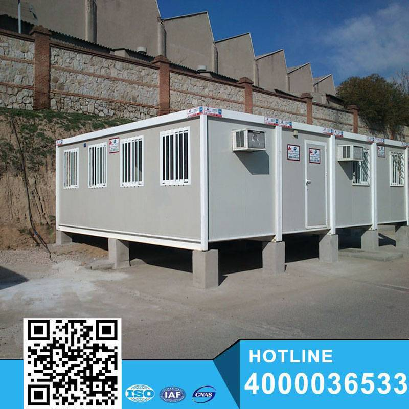 2015 YUKE Pretty look  house design/ container house for sale