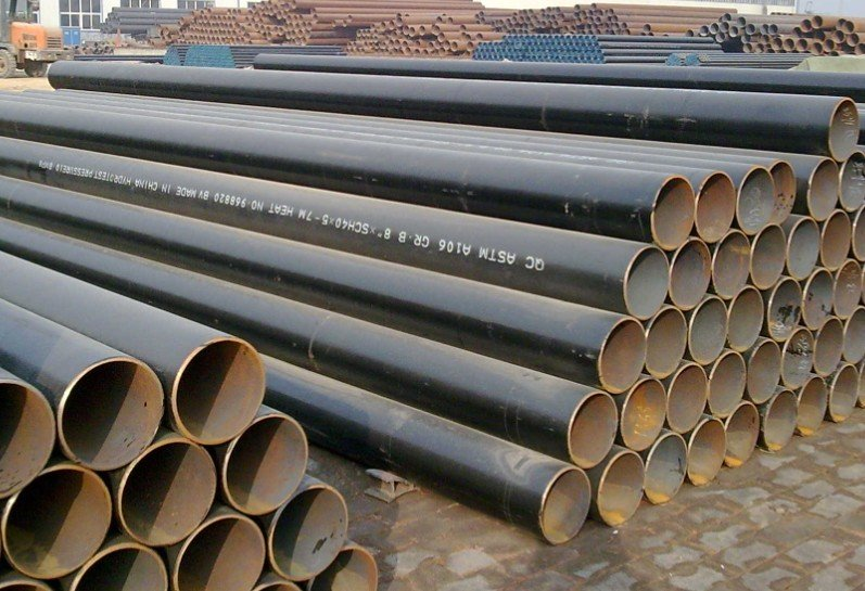 DIN 17175 St45.8 seamless steel pipes