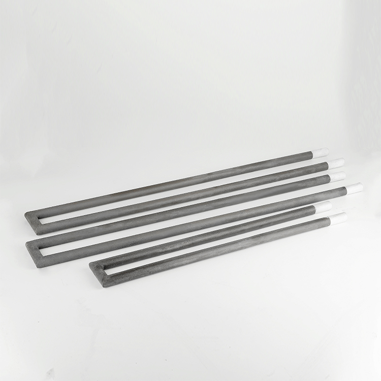 Silicon Carbide Heating Elements SIC Heater, Industrial High Temperature Sic Silicon Carbide Rod