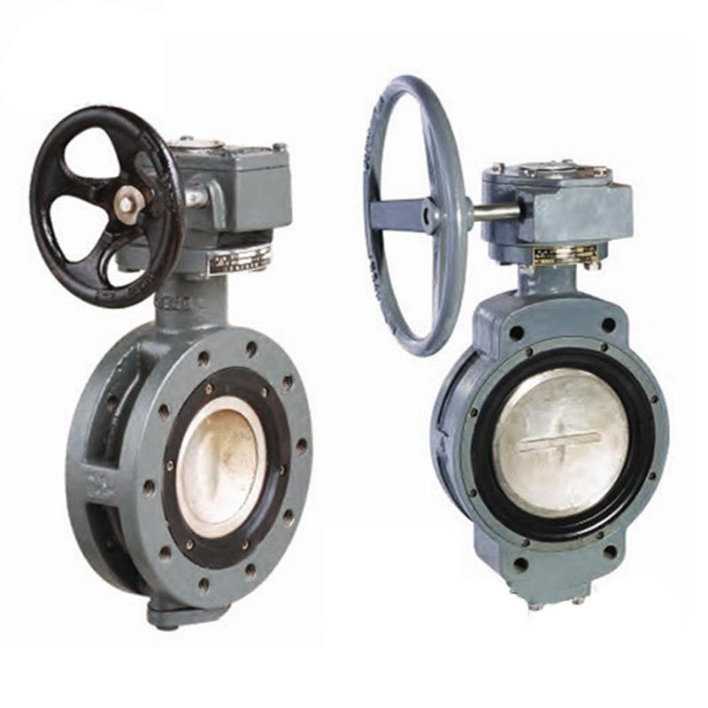 Double Eccentric Butterfly Valve High Performance Butterfly Valve