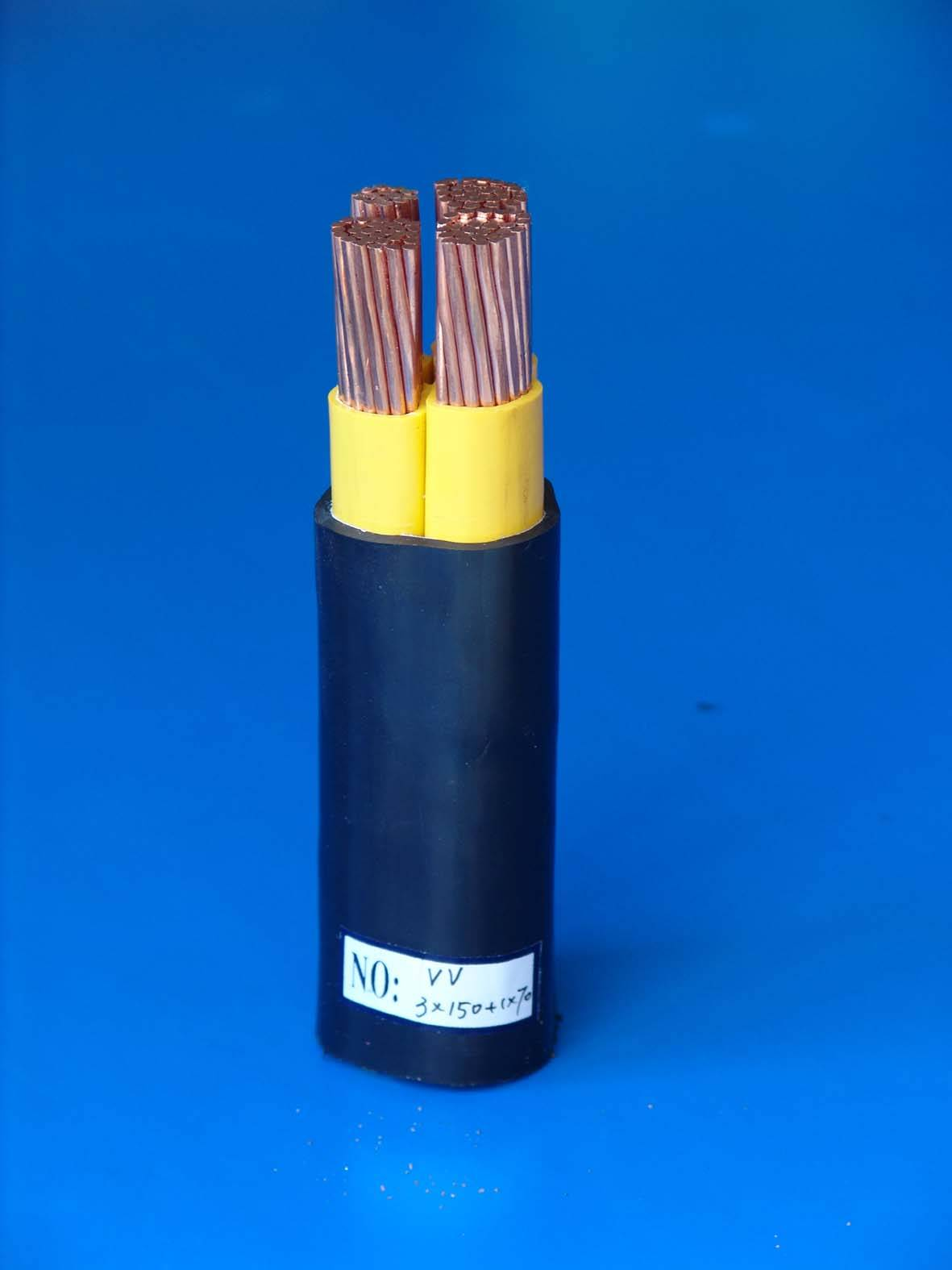 XLPE insulated power cable with rated voltage up to 0.6/1kv