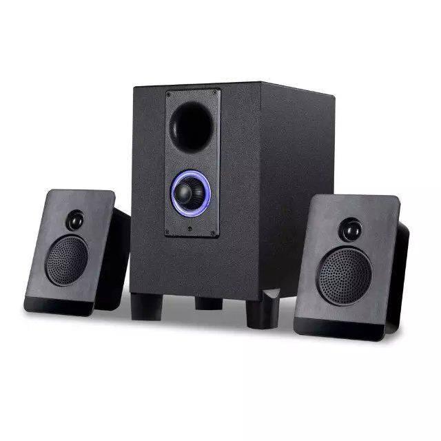 Cheap and Joyful 2.1 Speaker Subwoofer