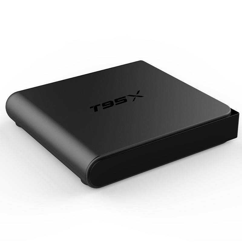 T95X 4K S905X Quad-core cortex-A53 frequency Android 6.0 TV box