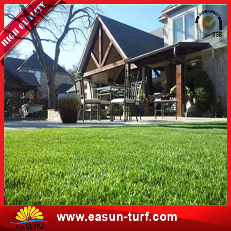 Soft garden landscape synthetic artificial grass turf-Donut