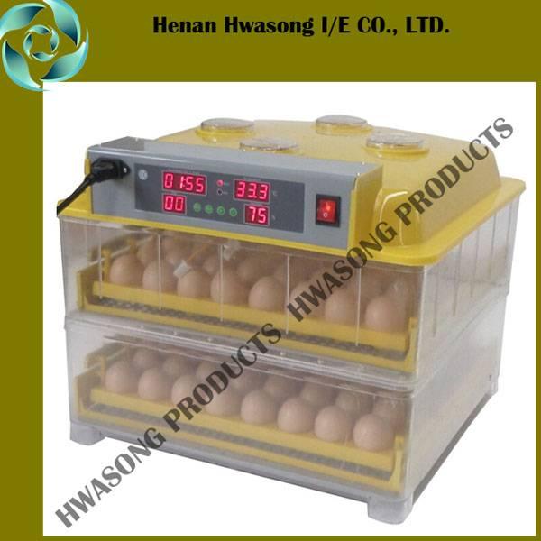 Household Automatcic Small 96 Eggs Incubator for Multipurpose
