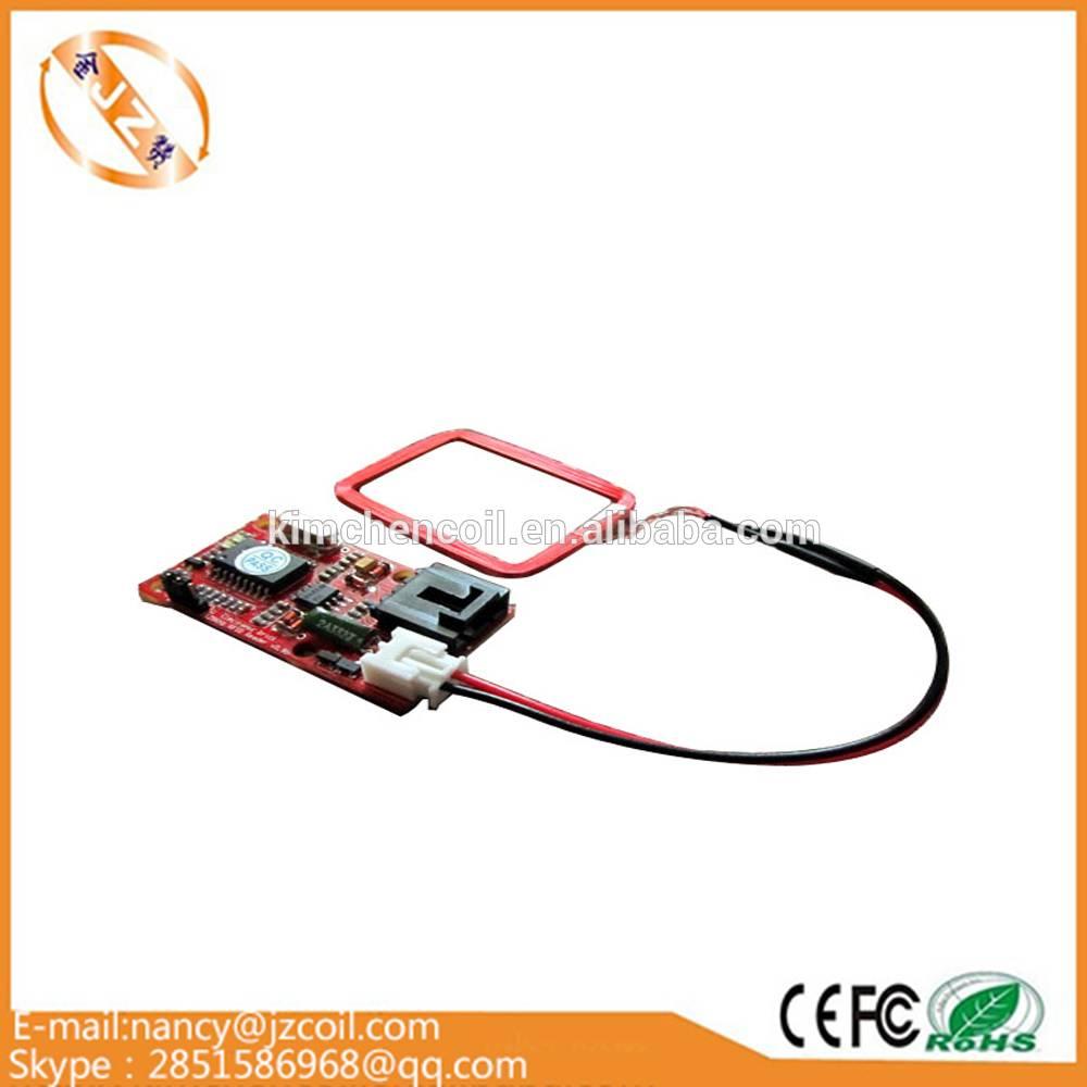 rfid 125khz rfid coil with rfid teminal air rfid coil