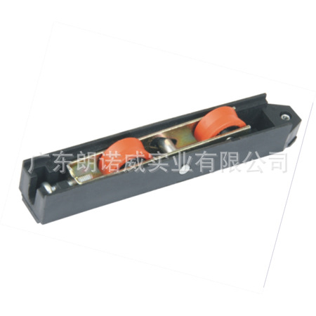Sliding bearing window roller for aluminium ,dubble wheel window roller