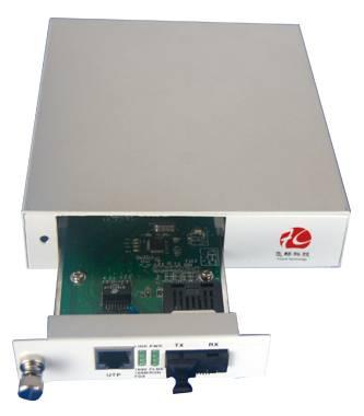 Optical Multiplexer Modular Mini Type Standalone Converter (E1/ETH, 100M media converter, 4FXO/FXS,