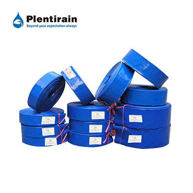 PVC layflat hose Good flexibility PVC Layflat Hose PVC Layflat Hose supplier