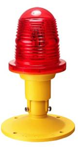Low intensity Avaition obstruction light