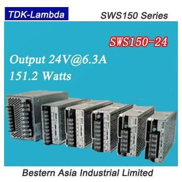 SWS150-24(TDK-Lambda) 150W 24V Power Supply