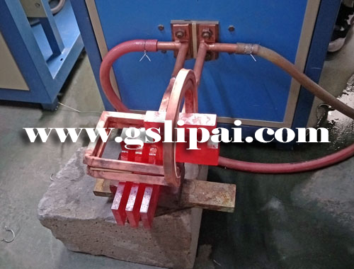 WH-VI-160 Solid-state Induction Heating Machine
