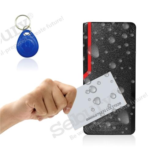 Plastic proximity card readers support EM HID Mifare card