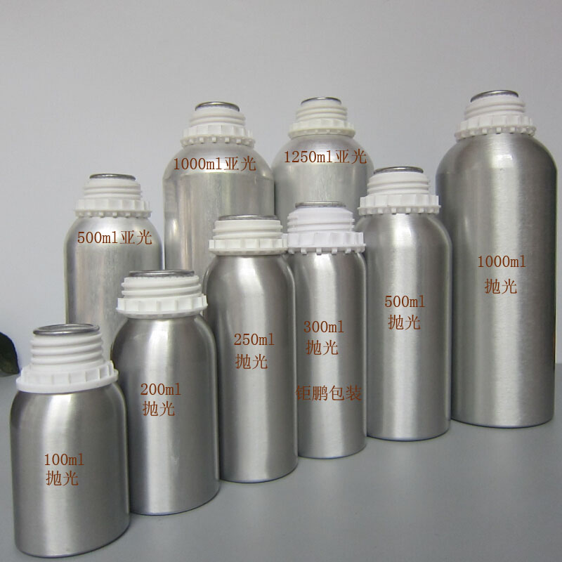 Aluminum Bottle With Plastic Cover