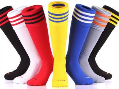 Sports Socks, Soccer Socks, Running Socks, Football Socks, Dry Fit, Moisture Wicking, Terry, Coolmax