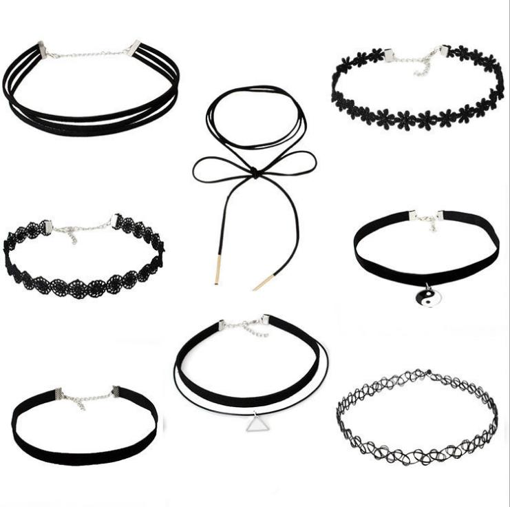 Wholesale Women's Fashion Accessories Choker Necklace