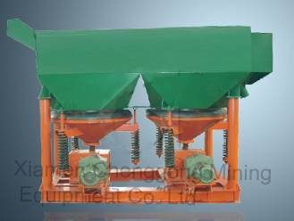 jigging beneficiation plant  separation ore jigger machine