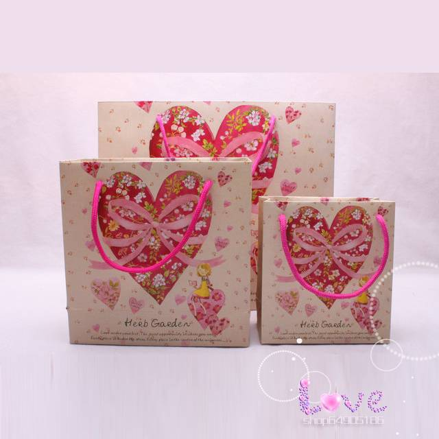 Hot Sale Luxury Gift Paper Bag With High Quanlity In China