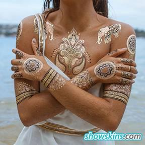 personalised tattoo stickers,Jewelry Metallic Temporary Tattoos, tattoos stickers,Temporary Tattoos