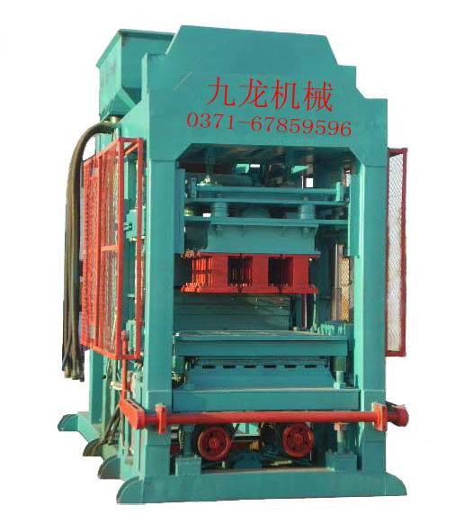 JL6-15 cement brick making machine