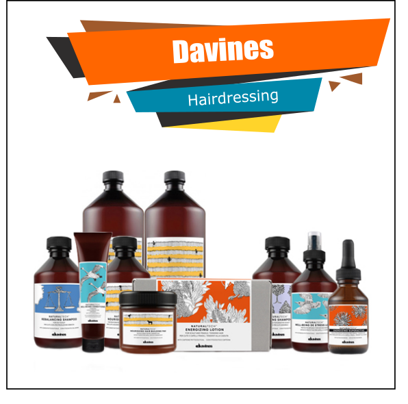 Davines Professional Hair Care Cosmetics