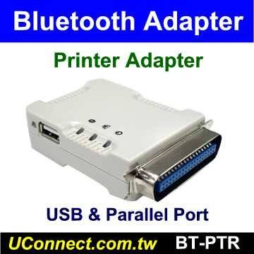 Bluetooth printer adapter
