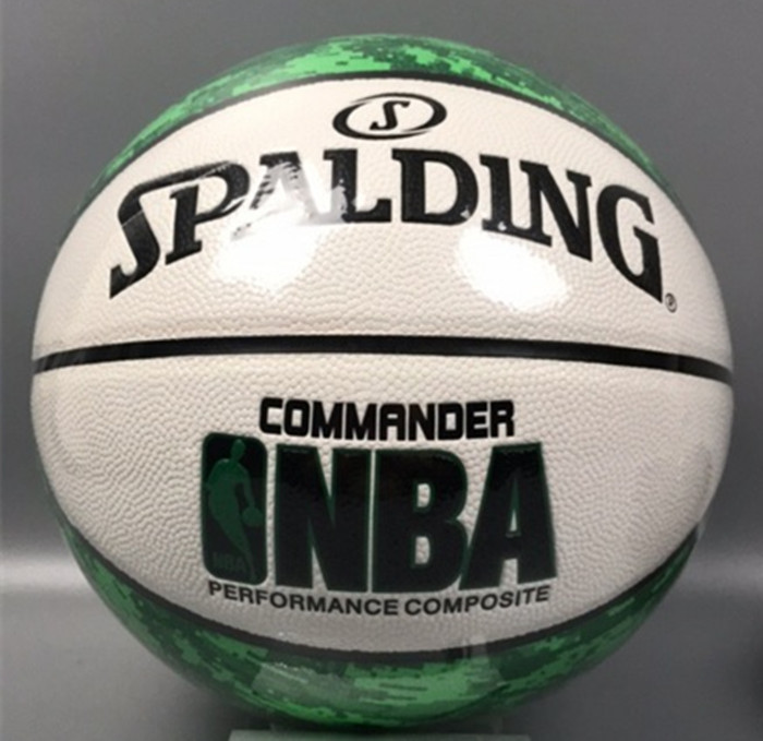 Wholesale Brand New Spalding 74-936y basketball street basketball good at quality free shipping