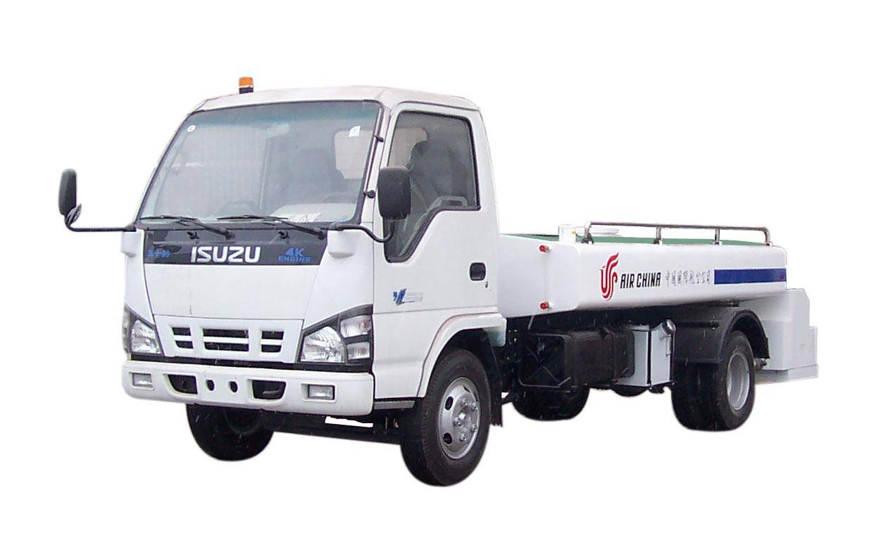 aircraft lavatory services truck