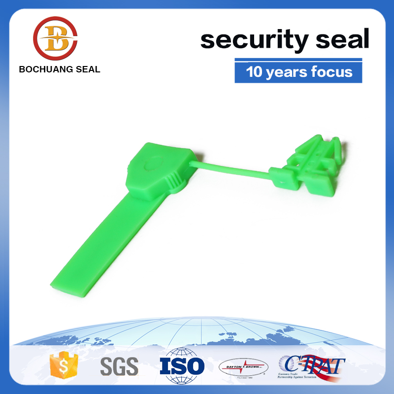 high security meter seal anchor with stainless wire M206