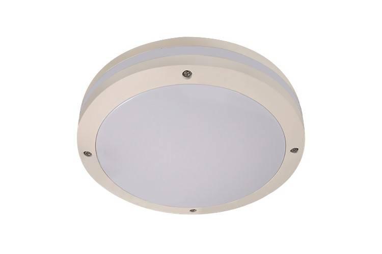 Outdoor LED ceiling light 20w 1600Lm 85-265V IK10 IP65